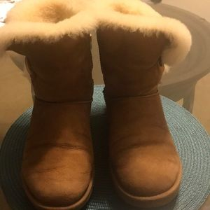 Cozy UGG boots